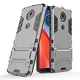 Case for Motorola Moto E5 Plus (6 inch) 2 in 1 Shockproof