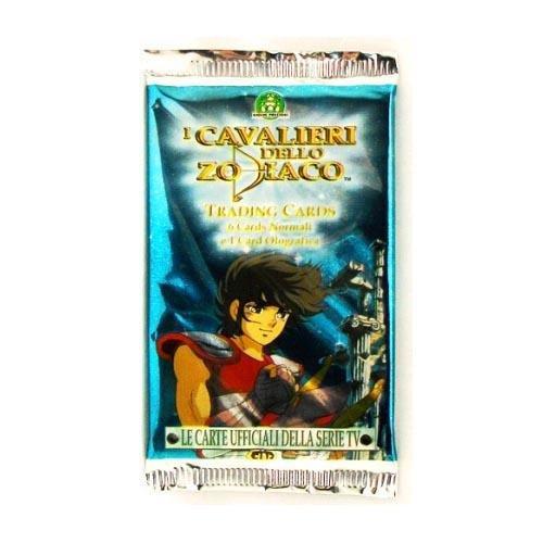 GIOCHI PREZIOSI 41190 CAVALIERI DELLO ZODIACO TRADING CARDS