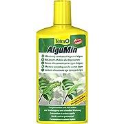 Tetra AlguMin (bekämpft schnell alle Arten von Algen und verhindert effektiv die Neubildung), 500ml