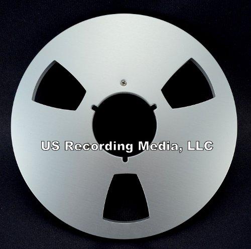 TME オープンリールテープ アルミ製 テイクアップリール 直径1/4インチ X 10.5インチ 空 ATR AMPEX 数量スタイル