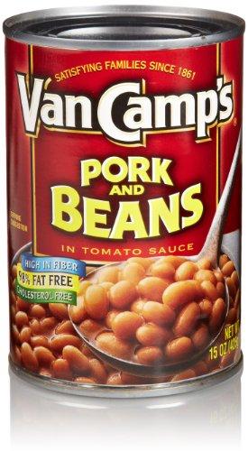 Van Camp's ポーク&ビーンズ 15オンス 425g