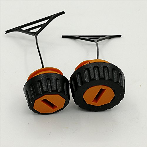 shiosheng Oil Cap and Fuel Cap for sthil 010 011 012 020 020T 021 023 024 025 026 028 034 034S 036 038 048 Chainsaw