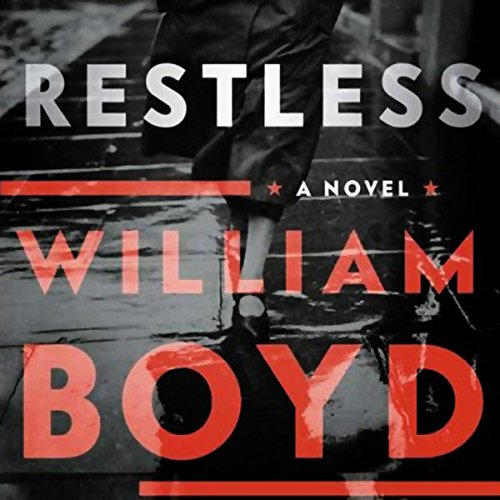 Restless audiobook cover art