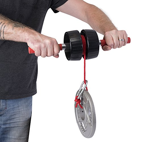 Rip Your Grip Range Rodillo para muñeca WristRipper