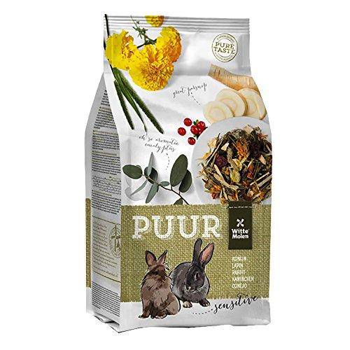 Puur Cereales Gourmet Comida para Conejo Sensible 800G