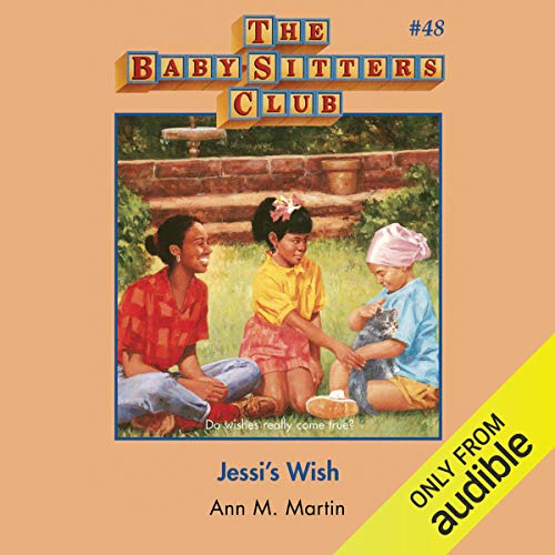 Jessi's Wish audiobook cover art