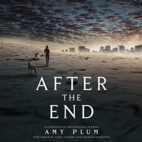 After the End audiobook cover art