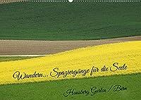 Wandern - Spaziergaenge fuer die Seele Hausberg Gurten/ Bern (Wandkalender 2022 DIN A2 quer): Raus aus der Stadt, ab ins Gruene (Monatskalender, 14 Seiten )