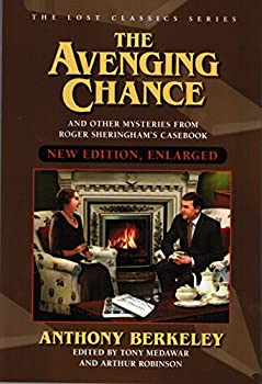 Paperback The Avenging Chance and Other Mysteries from Roger Sheringham's Casebook Book