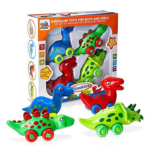 3 Bees & Me Dinosaur Car Toys...