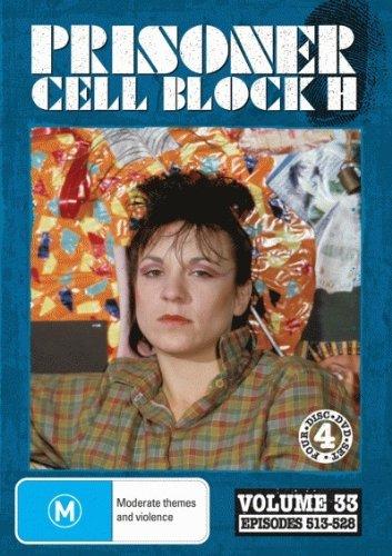Prisoner: Cell Block H - Vol. 33 (Ep. 513-528) - 4-DVD Set ( Caged Women ) [ Australische Import ]