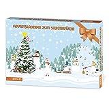 Wandkalender für Kinder: inkl. Tiefziehform und Klebepunkte