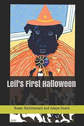 Leif's First Halloween