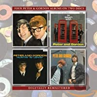 PETER AND GORDON - 1964/IN TOUCH/HURTIN IS LOVIN/PETER AND GORDON