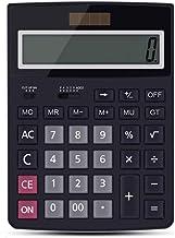 $45 » Electronics Study Scientific Calculators 12-Digit Widescreen Calculator Large Button Student Office Multi-Function Solar D...