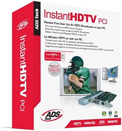 ADSTECH INSTANT TV DELUXE PCI DRIVERS