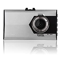 Trainshow Dash Cam With 2.5in Screen and Full 1080p HD Picture $23.99