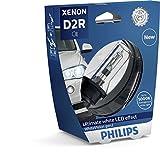 Philips 85126WHV2S1 Lampadina per Fari allo Xenon WhiteVision gen2 D2R, Blister Singolo