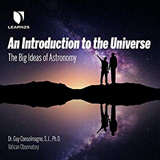An Introduction to the Universe audiobook cover art