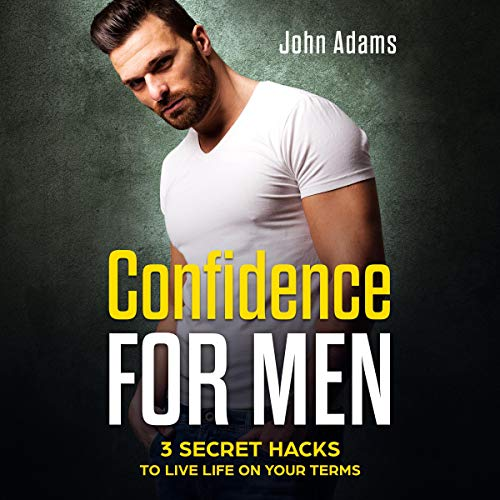 Confidence for Men  By  cover art