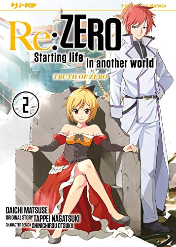 Re: zero. Starting life in another world. Truth of zero: 2