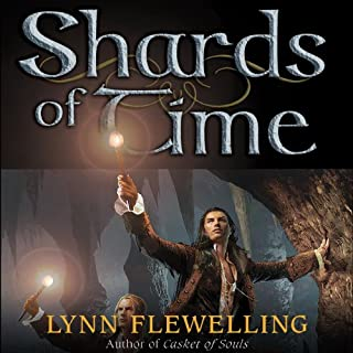 Shards of Time audiobook cover art