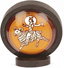 Mangal Wooden Desktop Yantra / Lord Mars Navgraha Planetary Yantra Blessed and Energized