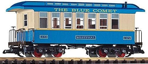 Piko 38620 - G Personenwagen CNY Blau Comet 1172 Westphal