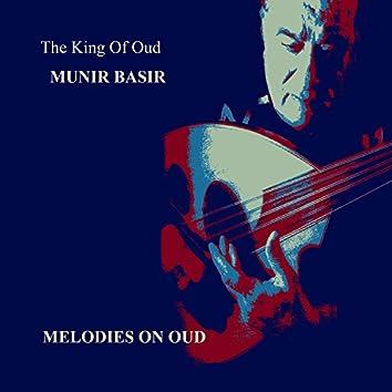 Munir Bashir Melodies on Oud