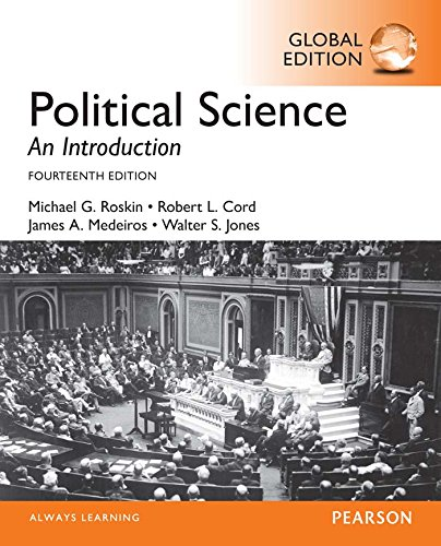 Political Science: An Introduction, Global Edition (English Edition)