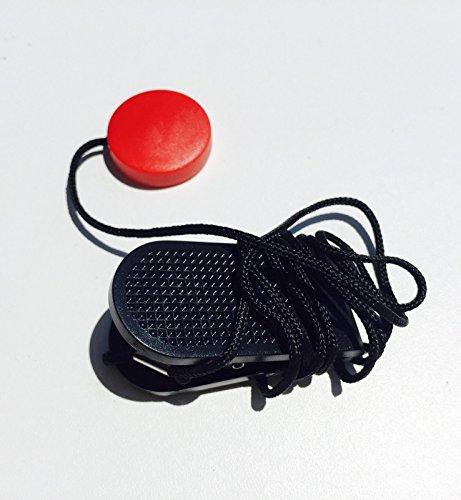 Precor PPP0000AT160002101 9.23 9.27 - Correa de seguridad magnética para cinta de correr