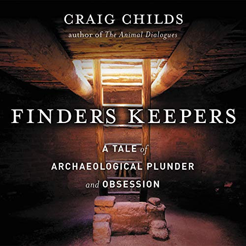 Finders Keepers Audiobook By Craig Childs cover art