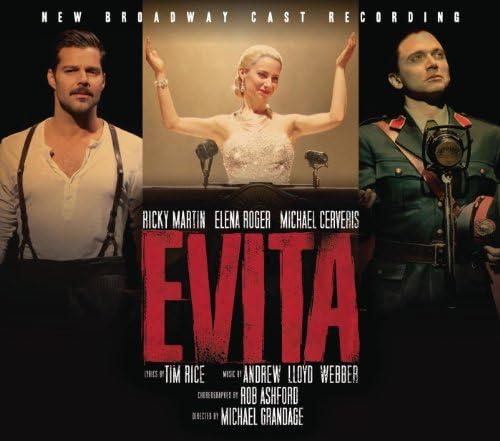 New Broadway Cast of Evita (2012)