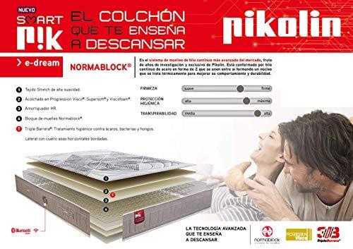 Colchón inteligente e-Dream de Pikolin - 3
