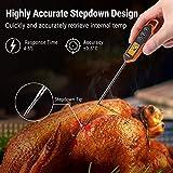 Zoom IMG-1 thermopro tp01h termometro da cucina