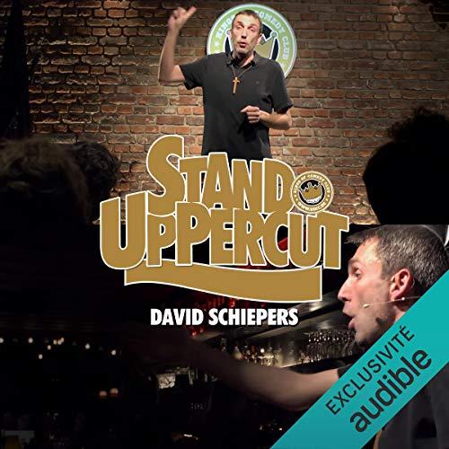 Couverture de Stand UpPercut - David Schiepers