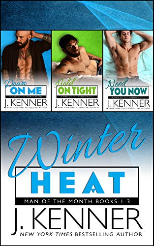 Winter Heat: A Man of the Month Collection (English Edition)