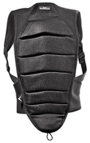 Black Crevice Rückenprotektor, schwarz, BCR035461, Gr. S