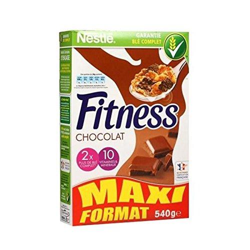 Nestle Nestle, Fitness Getreide Schokolade 540g.