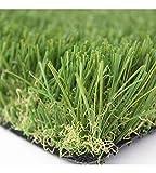 prato sintetico finta erba tappeto manto giardino 4 sfumature colore (30mm 2x10mt 20mq)
