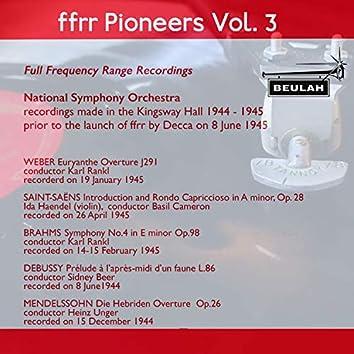 Ffrr Pioneers, Vol. 3