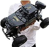 CHENGLONGTANG Toys Transformers Radio Fuera de Carretera Control Remoto de Alta Velocidad RC Off-Road Toy Car 1:10 Control Remoto 4x4 Coche de Juguete for niños