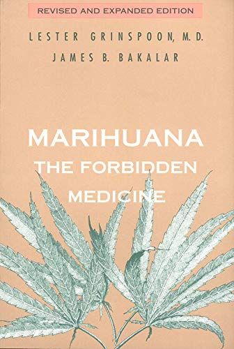 Marihuana Reconsidered Rev & Exp Ed, Grinspoon Institution for Social and Policy