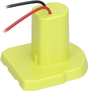 Power Wheels-adapter, Power Wheels-batterijadapter ABS-batterijadapter Batterijdock Stroomconnector voor Power Car Wielen ...
