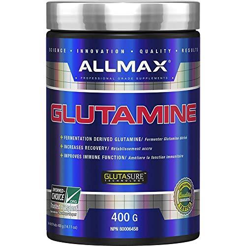 ALLMAX glutamine, 400 g
