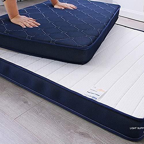 Colchón de espuma viscoelástica, Topper ventilada Diseño Cama Topper Gel con infusión de colchón de espuma del cojín...