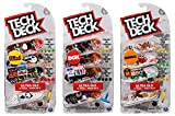 TECH DECK 96mm Fingerboards 4 Pack (Styles Vary - Style Picked at Random. One Set Supplied)