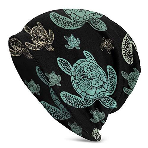 XCNGG Sombreros Gorras Skullies Gorros Women Men Beanie Cap Stretch Skullcap Baggy Knit Hat for Travel Hiking
