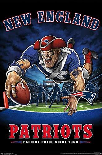football posters patriots - 5