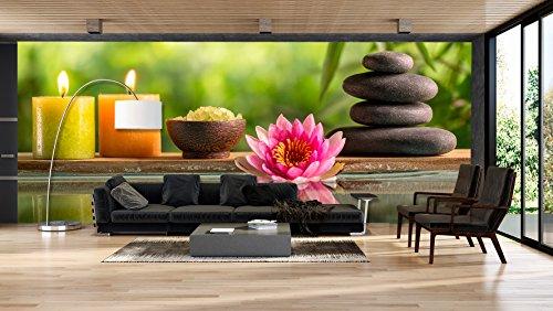 Fotomural Vinilo Pared Zen SPA | Fotomurales | Fotomural Pared | Fotomural Decorativo | Vinilo Decorativo | Varias Medidas 100 x 70 cm |Decoración comedores, Salones | Diseño Elegante